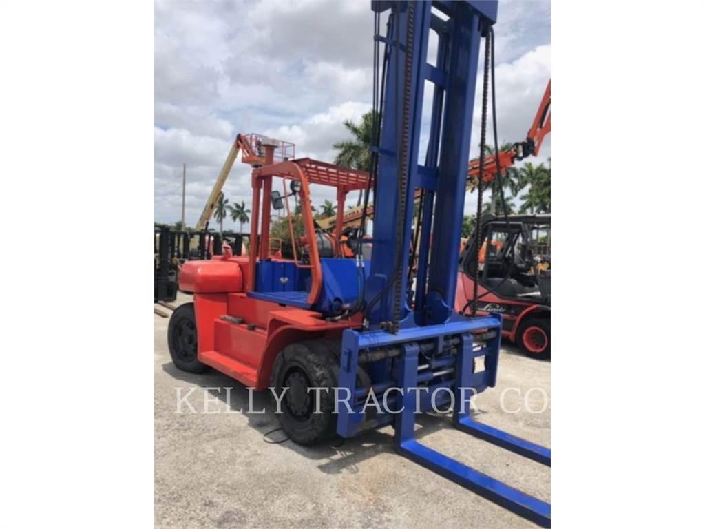 Kalmar P220EX-3PS, Diesel Forklifts, Material Handling