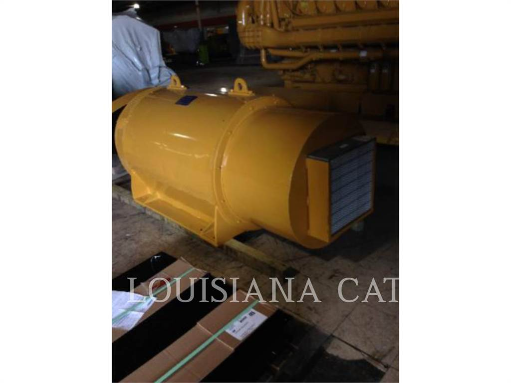 Kato 670361111, Stationary Generator Sets, Construction