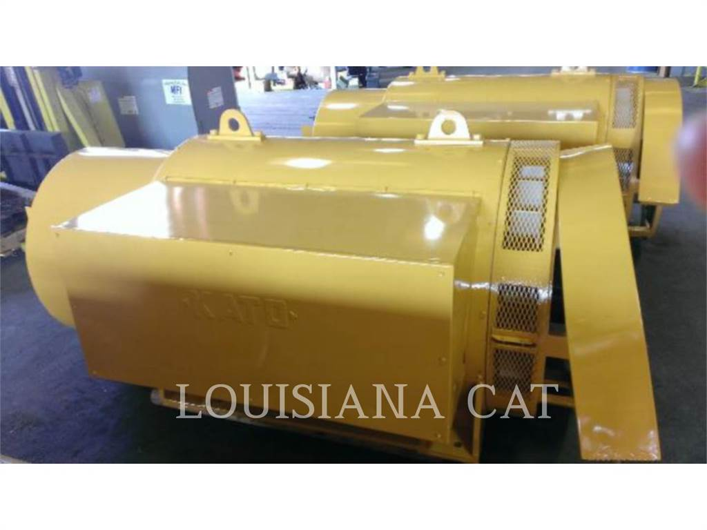 Kato 680361111, Stationary Generator Sets, Construction