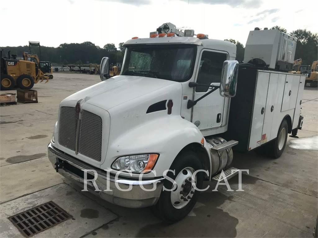 Kenworth T270, ciężarówki drogowe, Transport