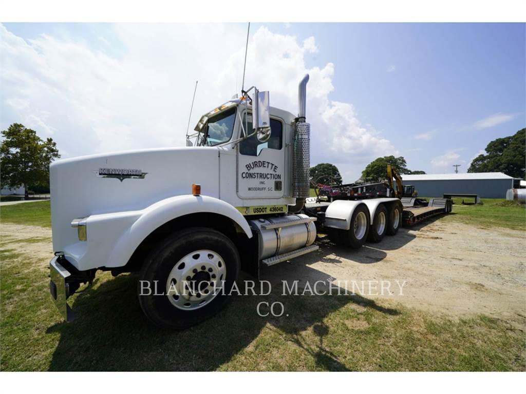 Kenworth T800, on-highway trucks, Vervoer