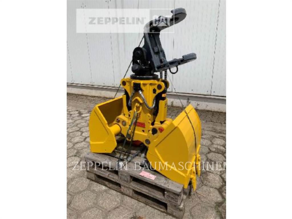 Kinshofer GLEISBAUGREIFER, grapple, Construction