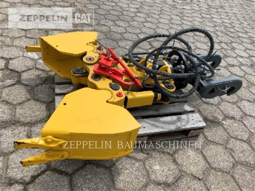 Kinshofer SCHWELLENFACHGREIFER, grapple, Construction