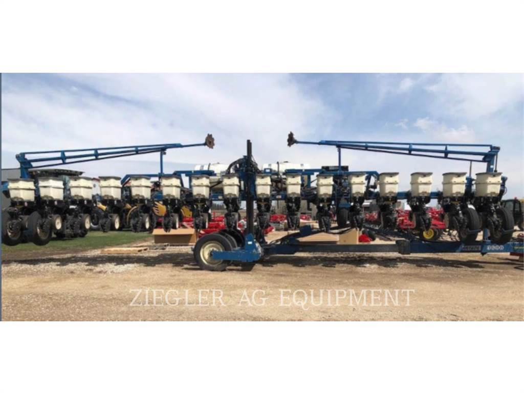 Kinze 3600, planting equipment, Agriculture