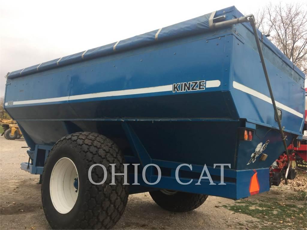 Kinze 840, equipamentos de plantio, Agricultura