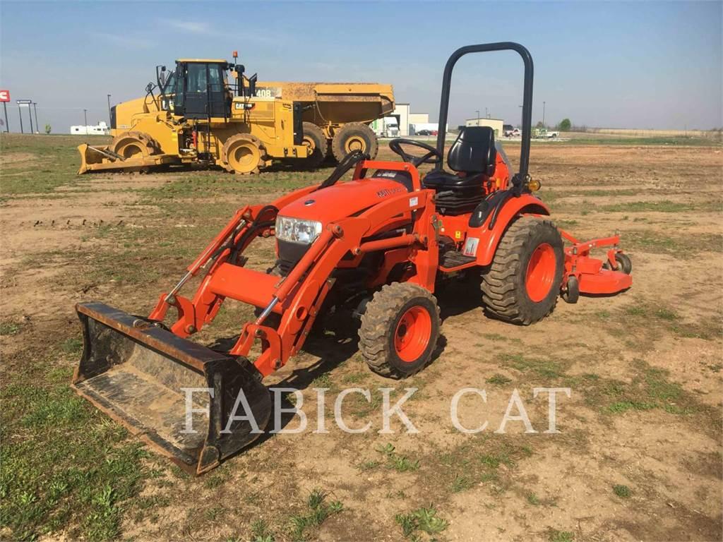 Kioti TRACTOR CK20HS, tractors, Agriculture
