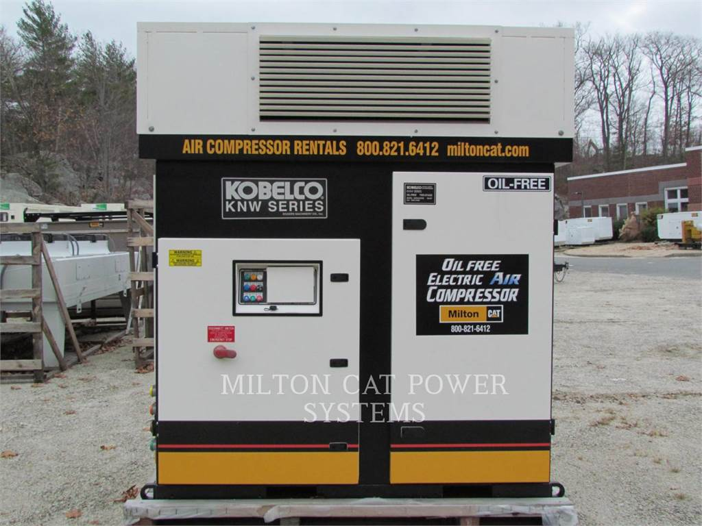 Kobelco / KOBE STEEL LTD KNW800-200HP, Compressed Air, Construction