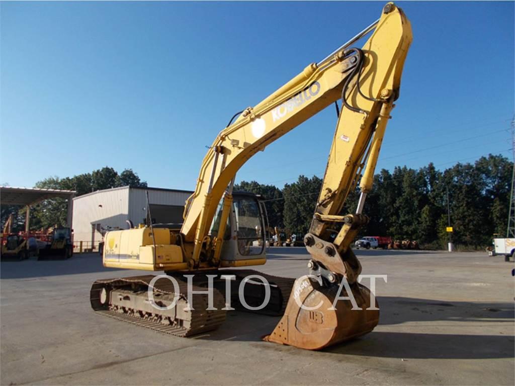 Kobelco / KOBE STEEL LTD SK210LC, Excavadoras de cadenas, Construcción