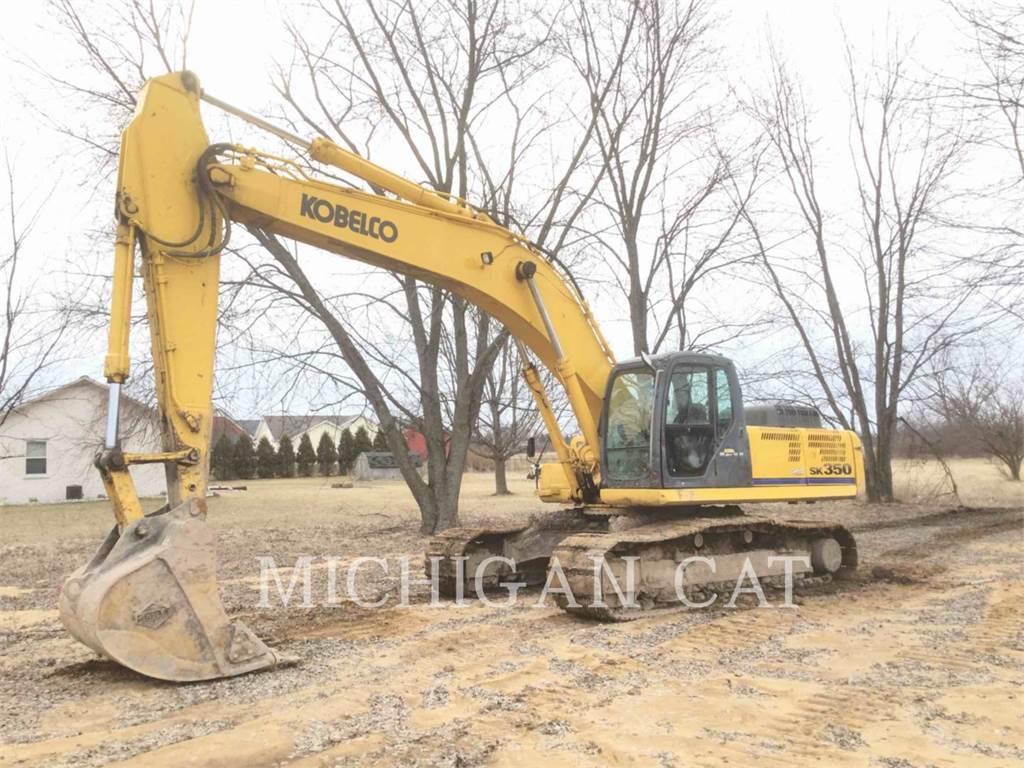 Kobelco / KOBE STEEL LTD SK350LC - Crawler Excavators