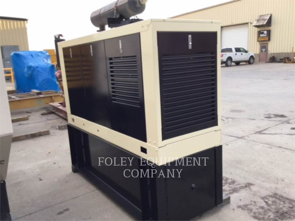 Kohler 30ROZJ, Stationary Generator Sets, Construction