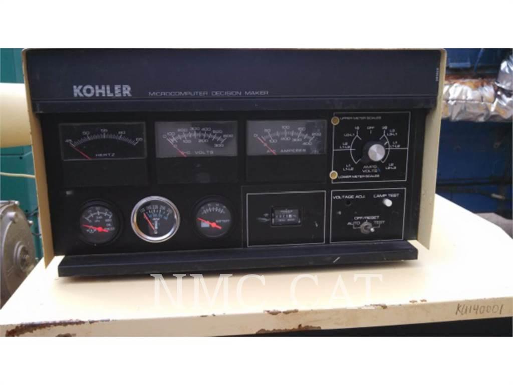 Kohler (OBSOLETE) 100RZ282, Seturi de Generatoare Diesel, Constructii
