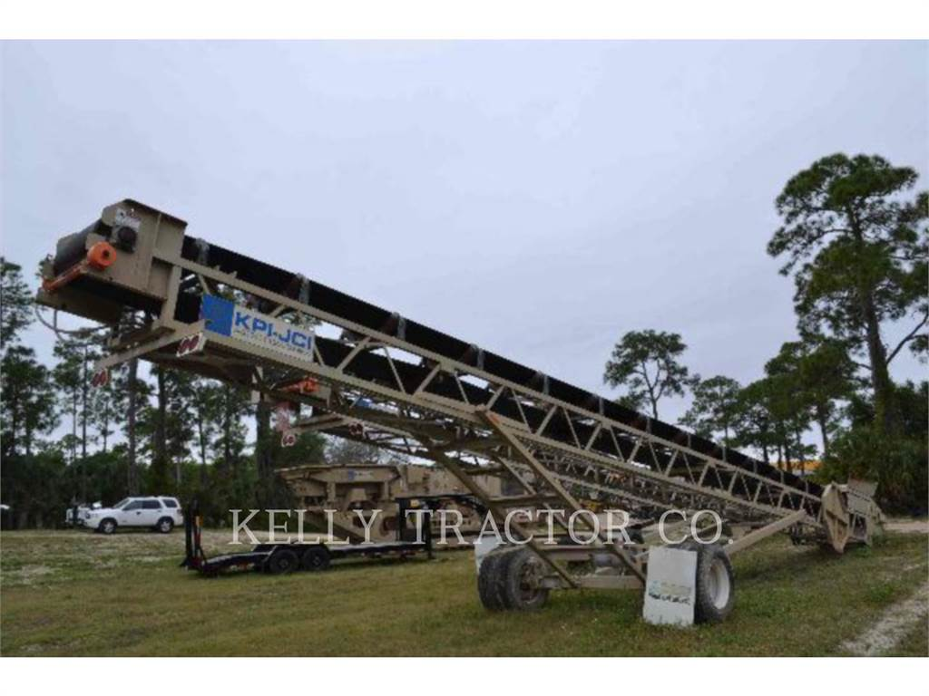 Kolberg 11-3060, conveyors, Construction