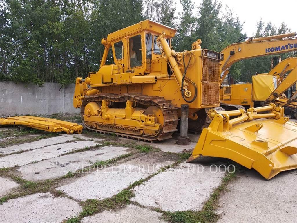 Komatsu D355-A6, Bulldozers, Bouw
