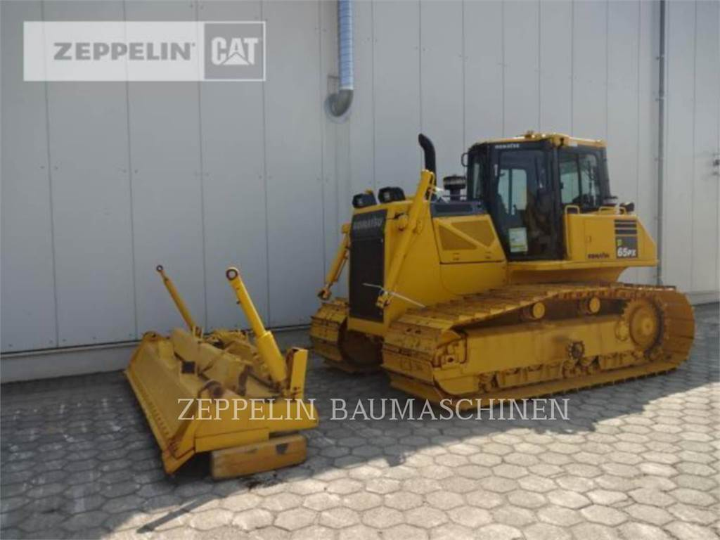 Komatsu D65PX, Dozers, Construction