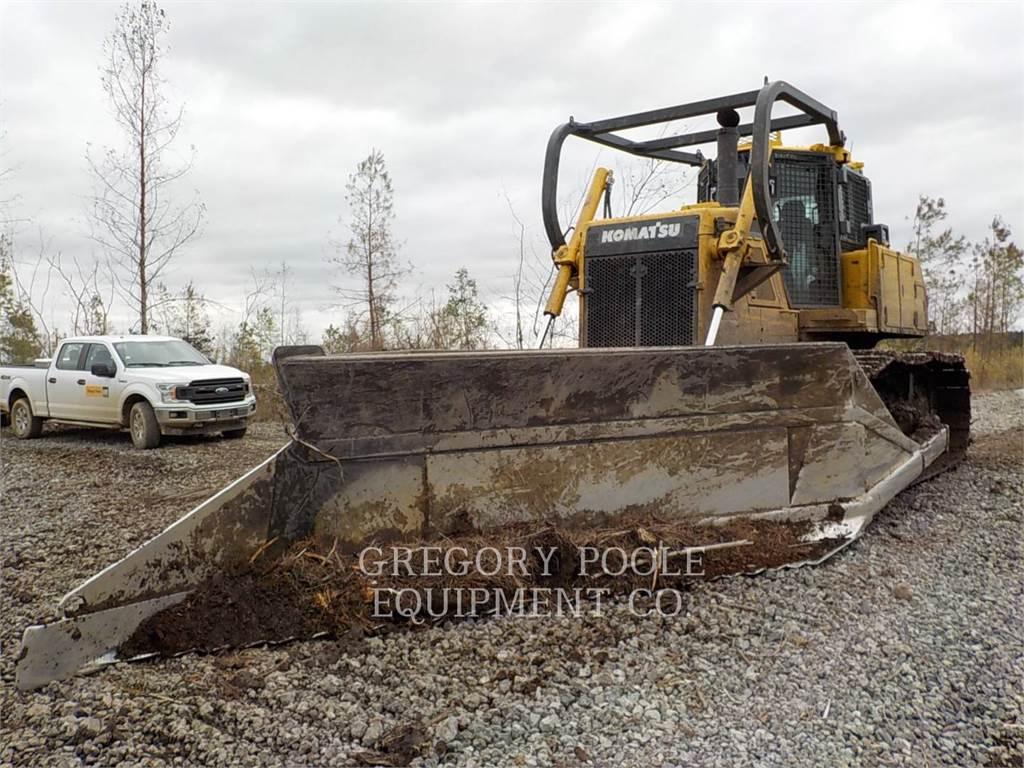 Komatsu D85PX-18, Bulldozers, Construcción