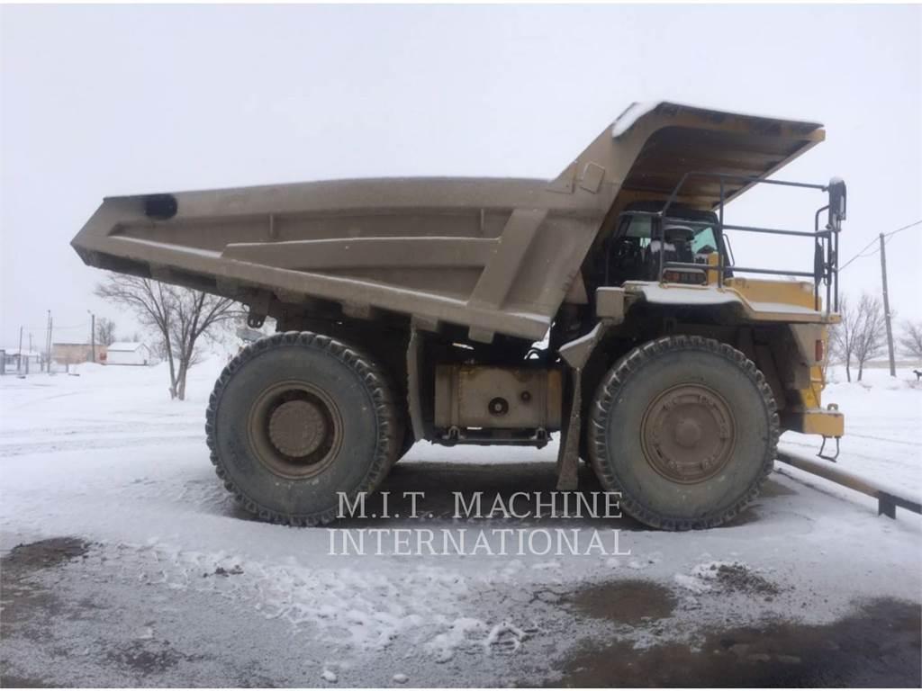 Komatsu HD325, camioane cu benă basculantă, Transport