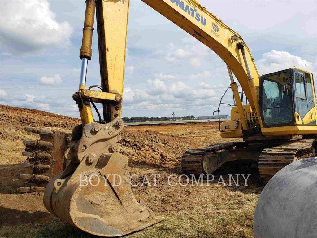 Komatsu PC290LC10, Crawler Excavators, Construction