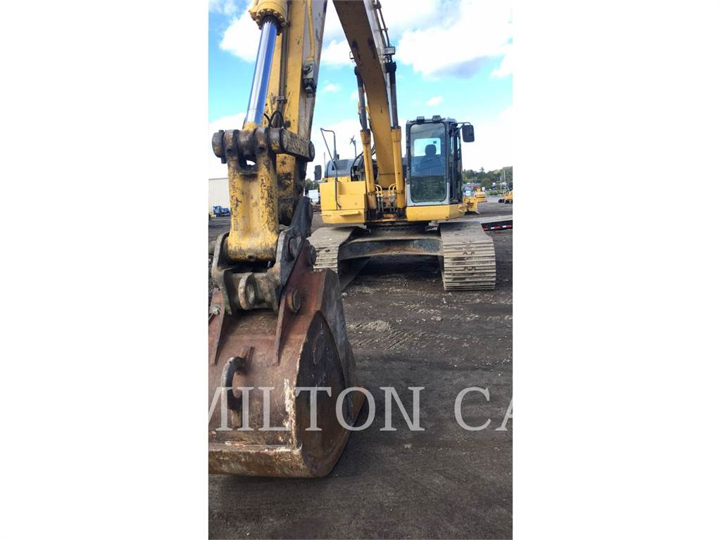 Komatsu PC308USLC, Crawler Excavators, Construction