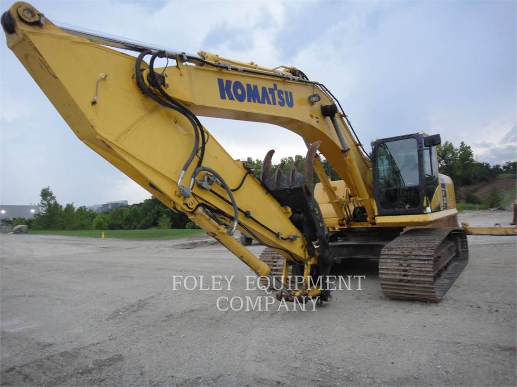 Komatsu PC360LC10, Crawler Excavators, Construction