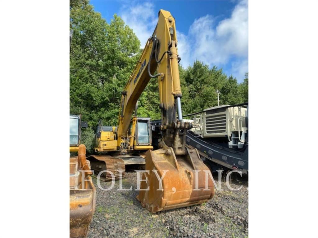 Komatsu PC490LC-11, Crawler Excavators, Construction