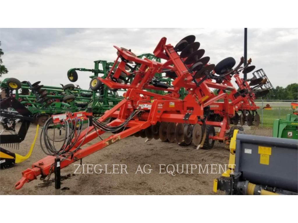 Krause 4850-18, equipo de labranza agrícola, Agricultura
