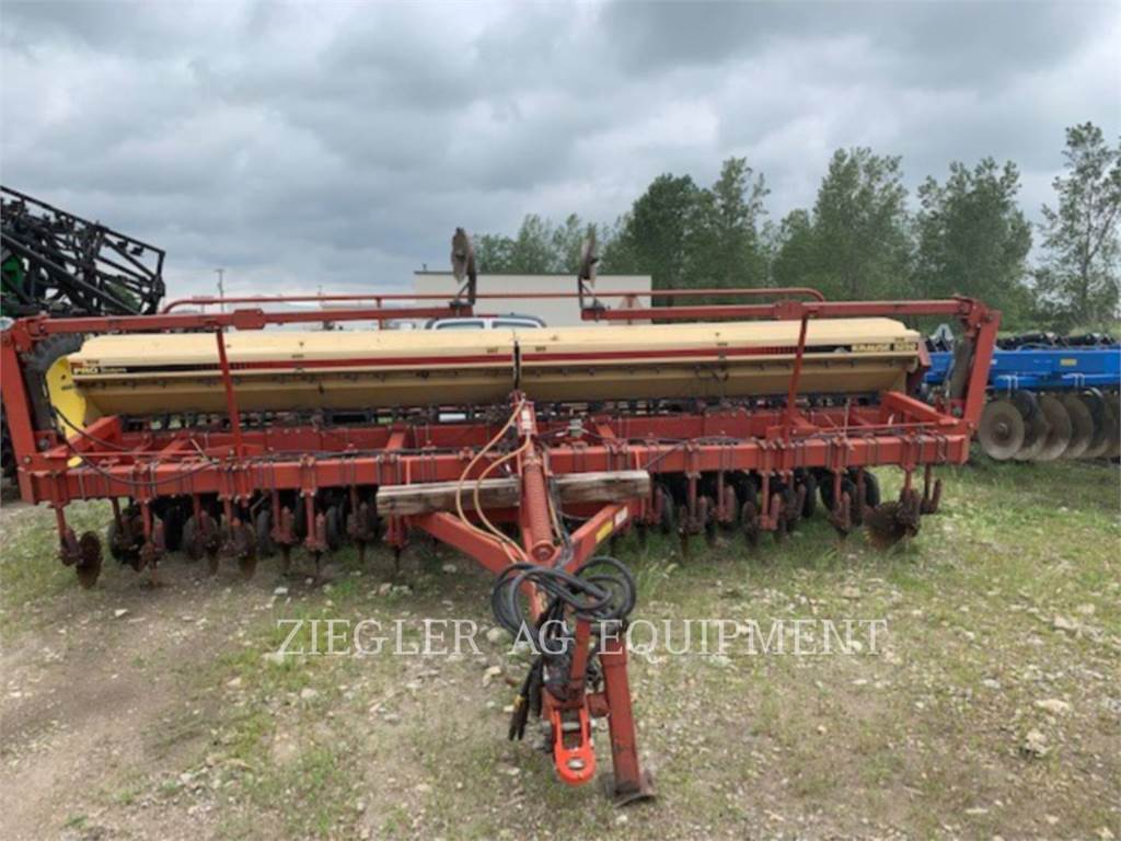 Krause 5250, planting equipment, Agriculture