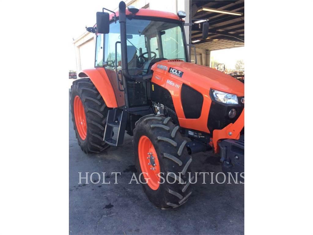 Kubota M6S-111DTC, trattori agricoli, Agricoltura