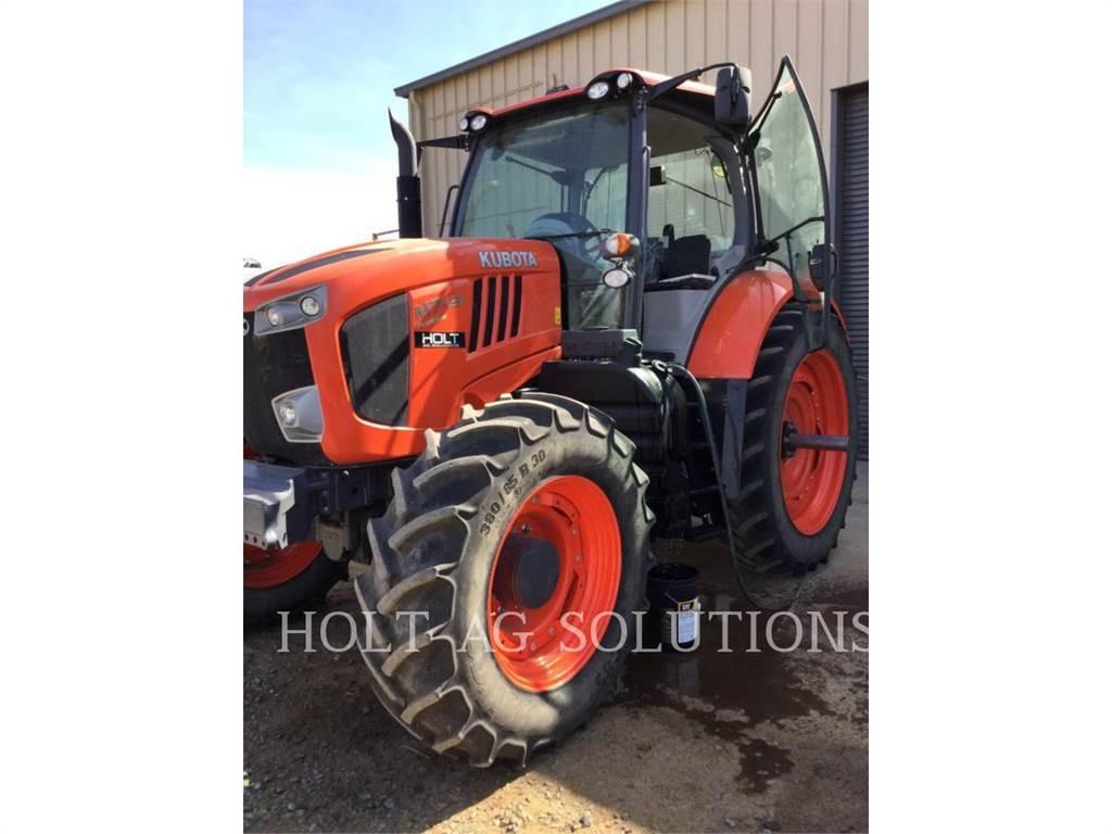 Kubota M7-131, trattori agricoli, Agricoltura