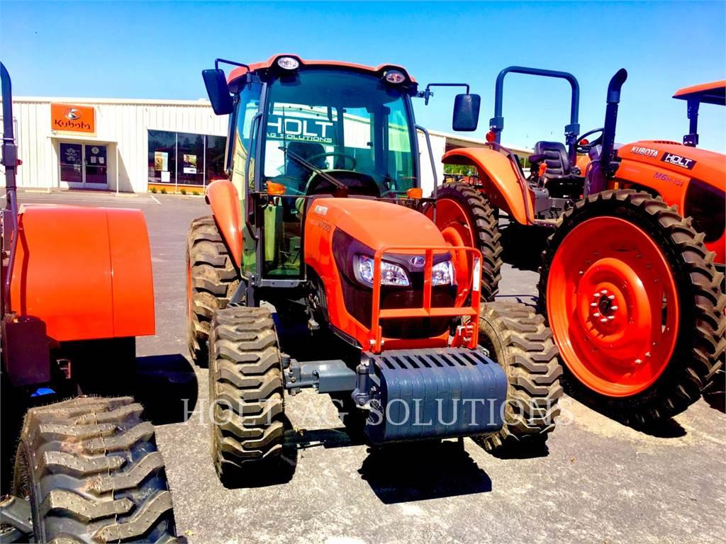 Kubota M7060HDC12, trattori agricoli, Agricoltura