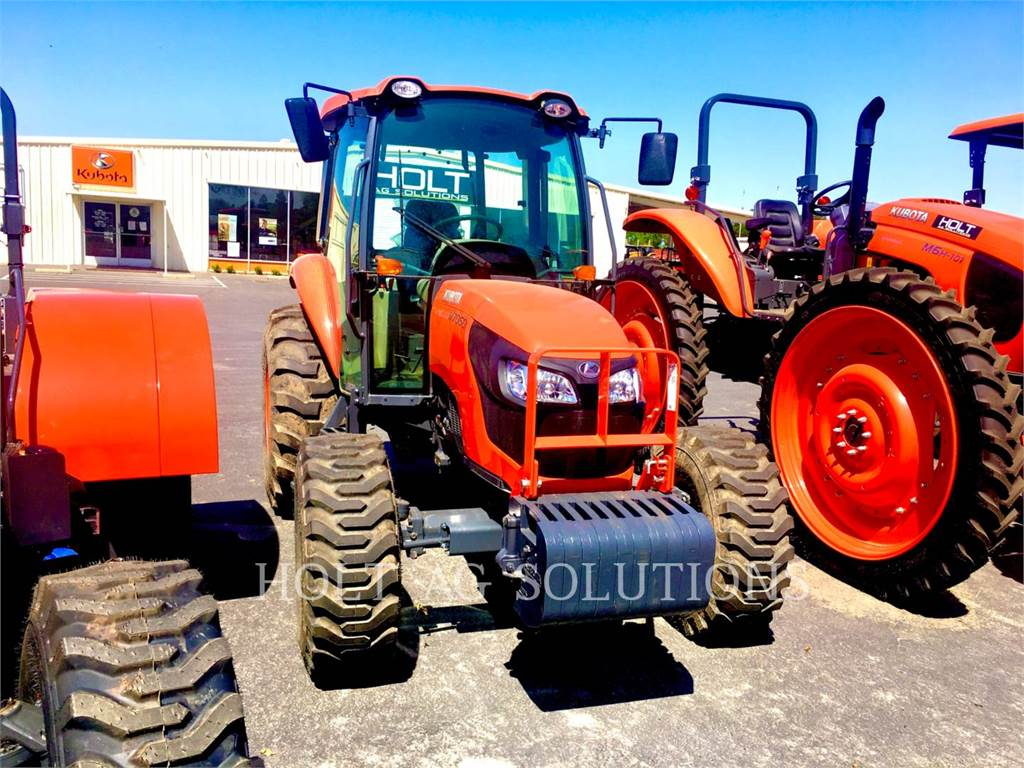 Kubota M7060HDC12, tractors, Agriculture
