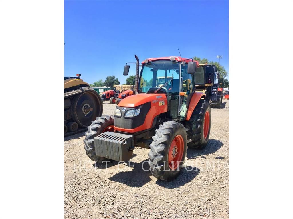 Kubota MANUFACTURING OF AMERICA M9540, landwirtschaftstraktoren, Landmaschinen