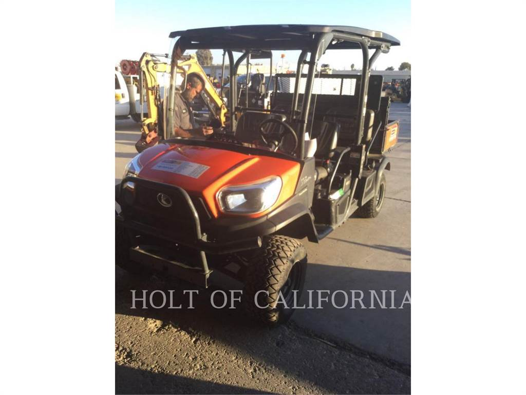 Kubota RTV1140, utility vehicles / carts, Grounds Care