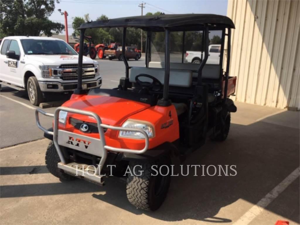 Kubota RTV1140, utility vehicles / carts, Grounds Care