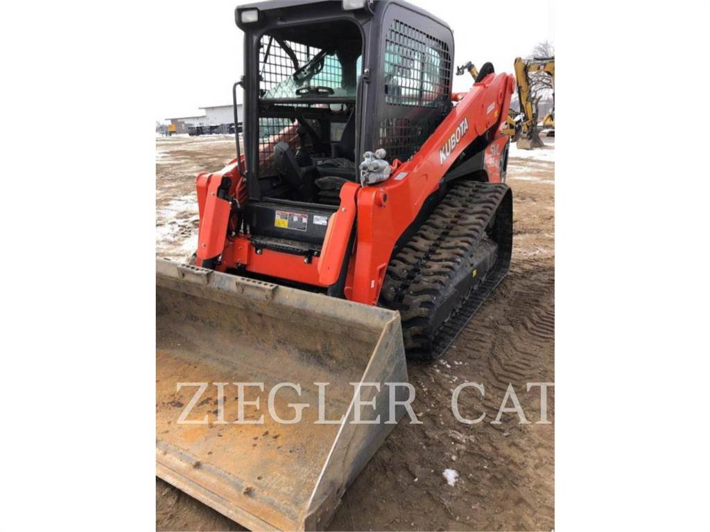 Kubota SVL95-2S, Skid Steer Loaders, Construction