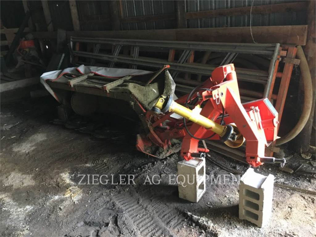 Kuhn GMD600, hay equipment, Agriculture