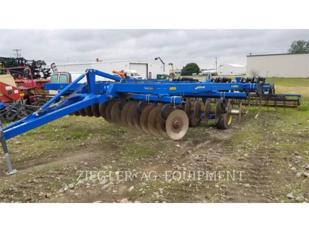 Landoll CORPORATION 2410-9.24, tillage equipment, Agriculture