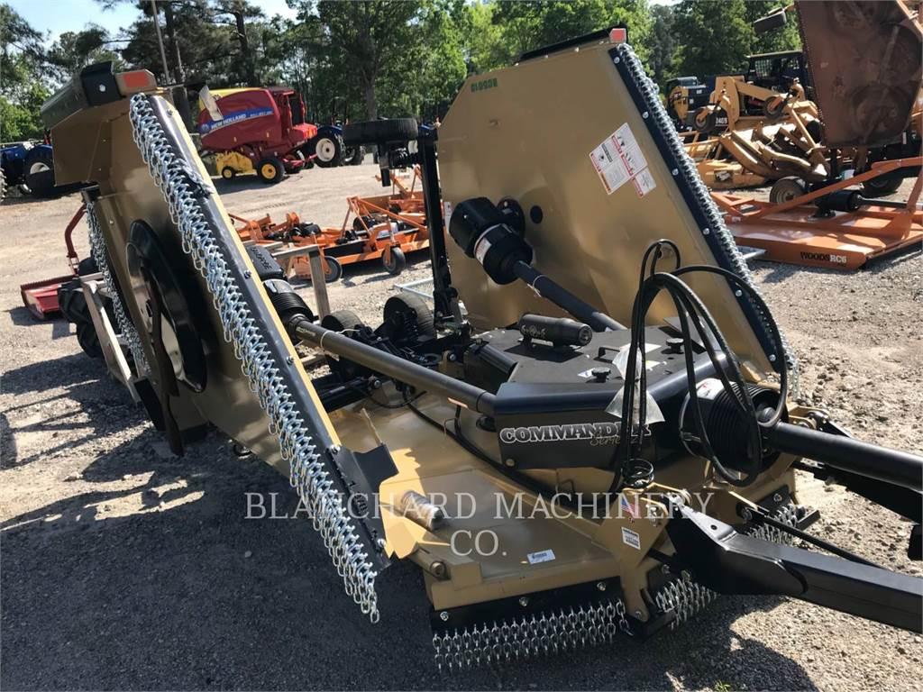 LandPride RCR5615, mower, Agriculture