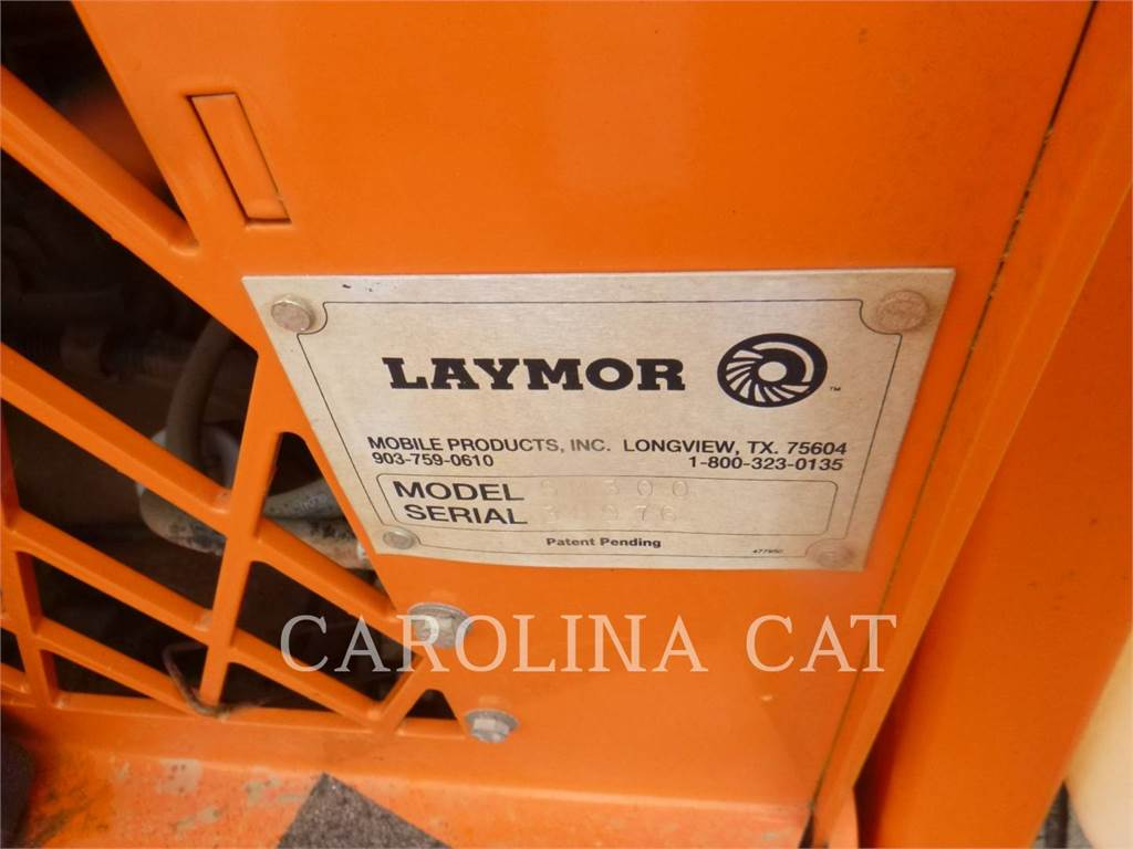 Lay-Mor SM300, road brooms, Grounds Care