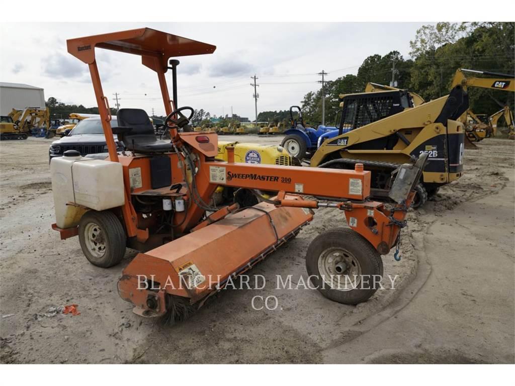 Lay-Mor SM300, Outros, Equipamentos Construção