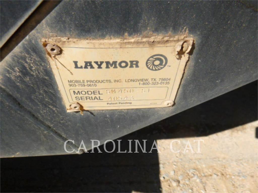 Lay-Mor SM450, balais de route, Espace Vert