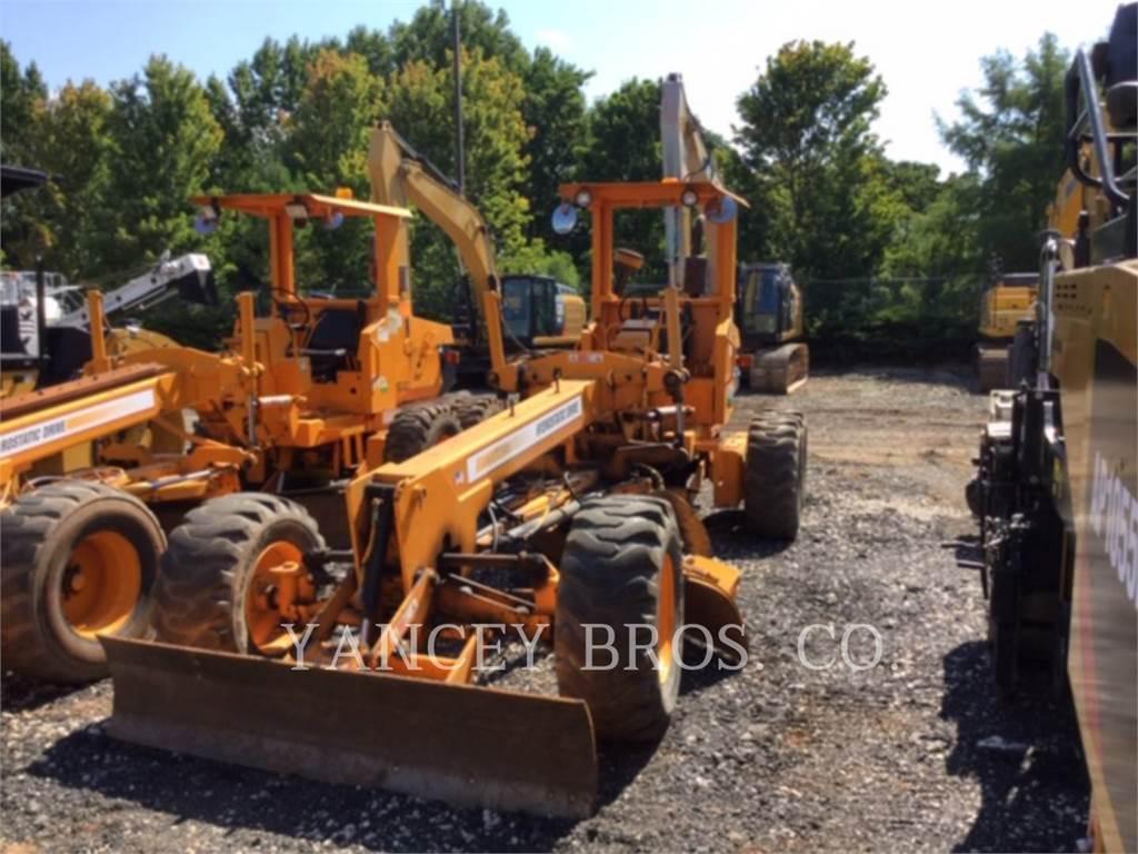 LeeBoy 685, motor graders, Construction