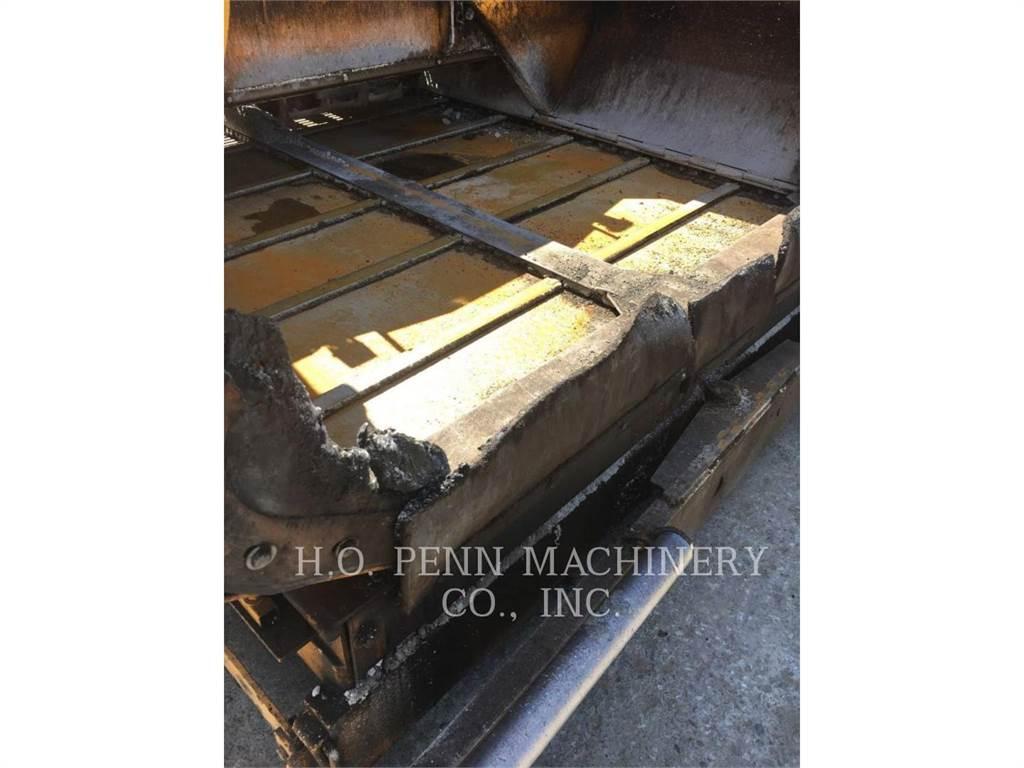 LeeBoy 8515, Асфальтоукладчики, Строительное