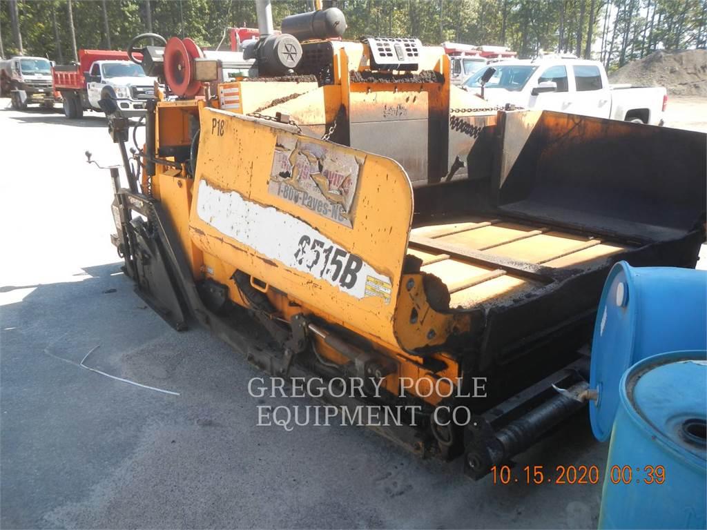 LeeBoy 8515, Finisseur, Équipement De Construction