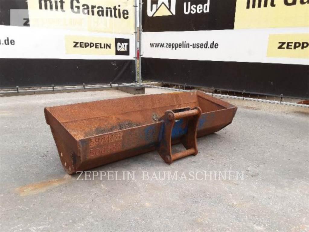 Lehnhoff GL1500 LÖFFEL STARR, Trancheuse, Équipement De Construction