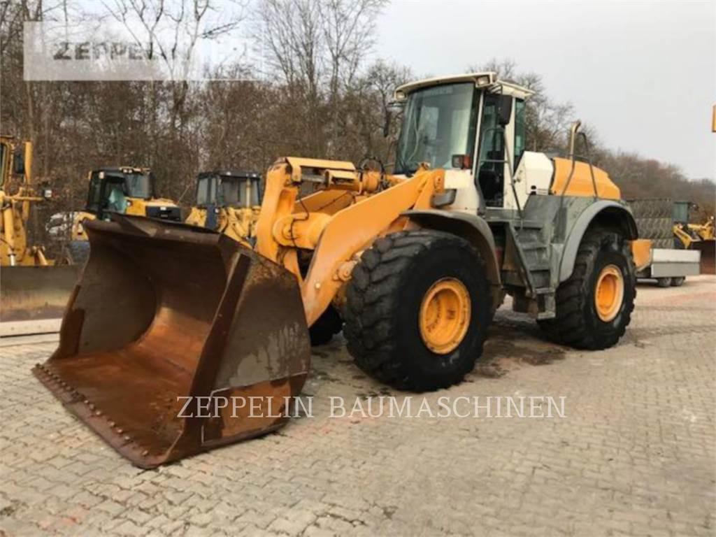 Liebherr L564, Wheel Loaders, Construction