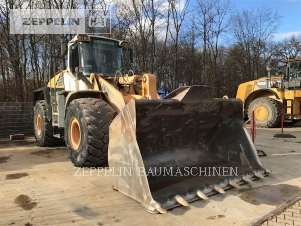 Liebherr L576, Pás carregadoras de rodas, Equipamentos Construção