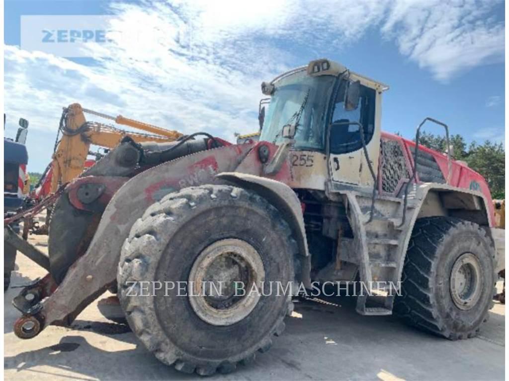 Liebherr L586, Chargeuse sur pneus, Équipement De Construction
