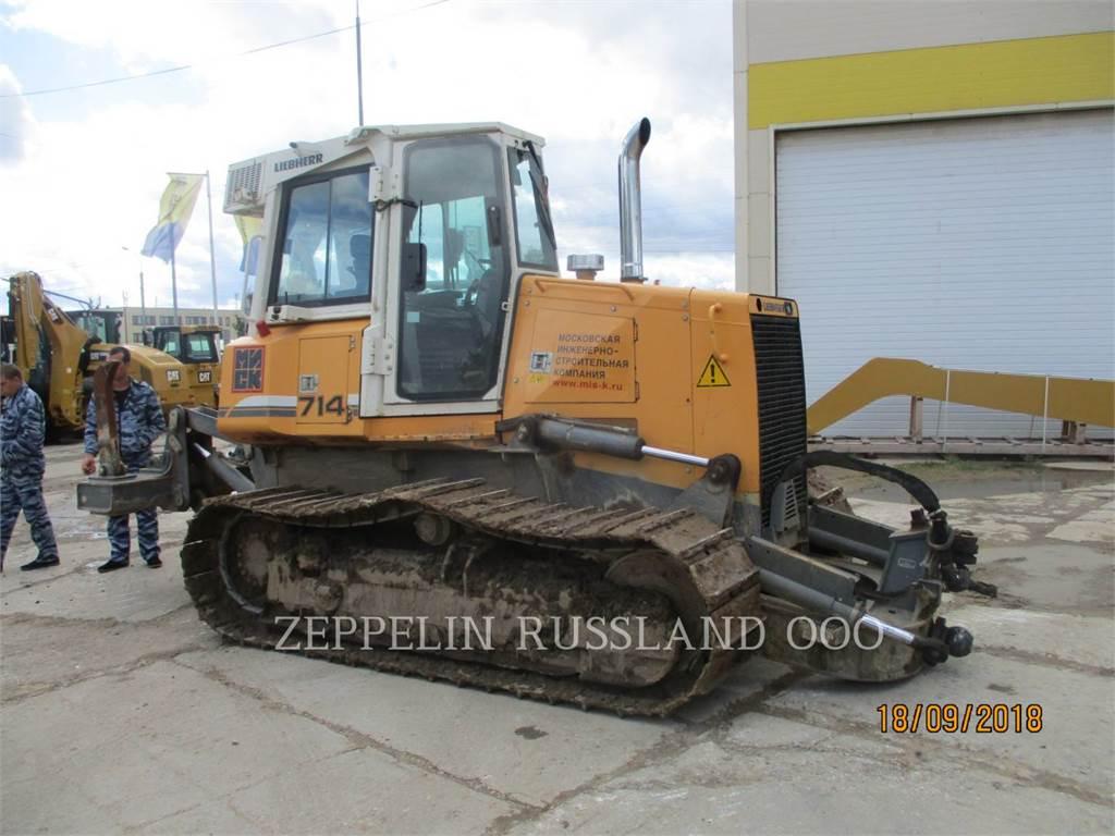 Liebherr PR 714 XL LITRONIC, Bulldozers, Construcción