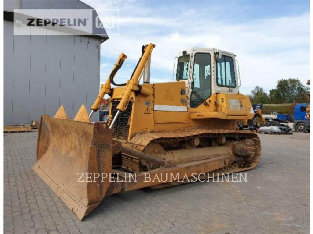 Liebherr PR732LI, Dozers, Construction