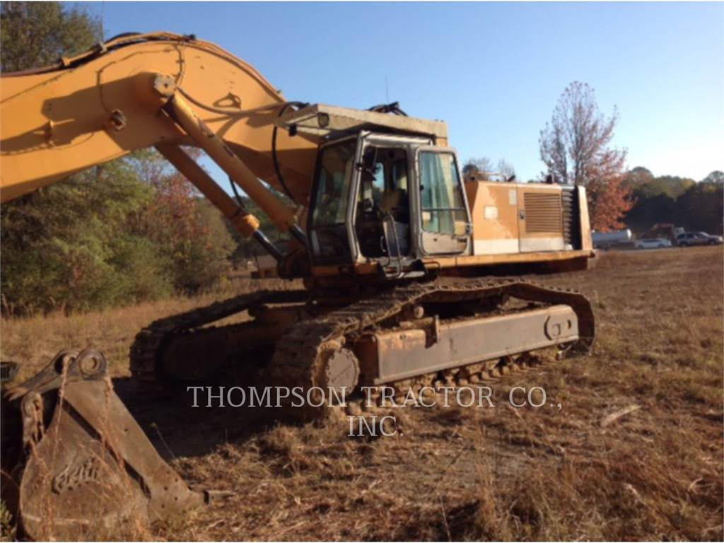 Liebherr R 974 B LITRONIC HD, Crawler Excavators, Construction